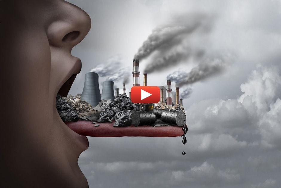 Pollutions sur Terre