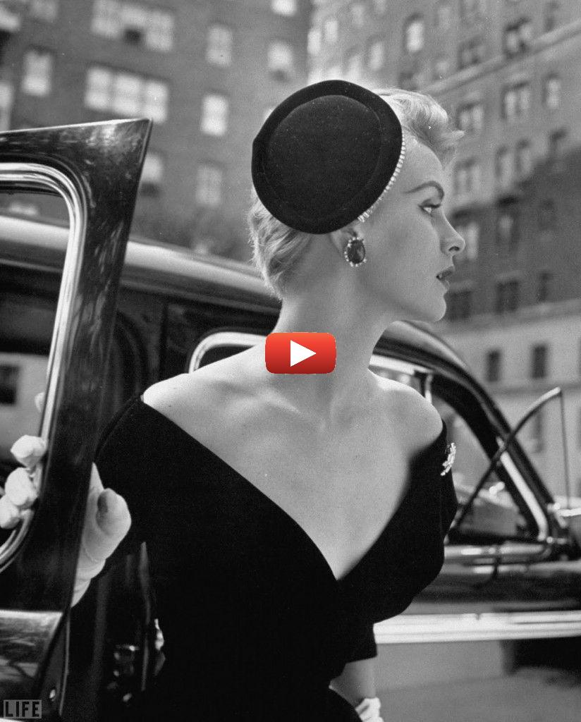 Femme des années 50