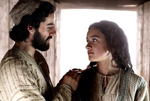Marie et Joshua